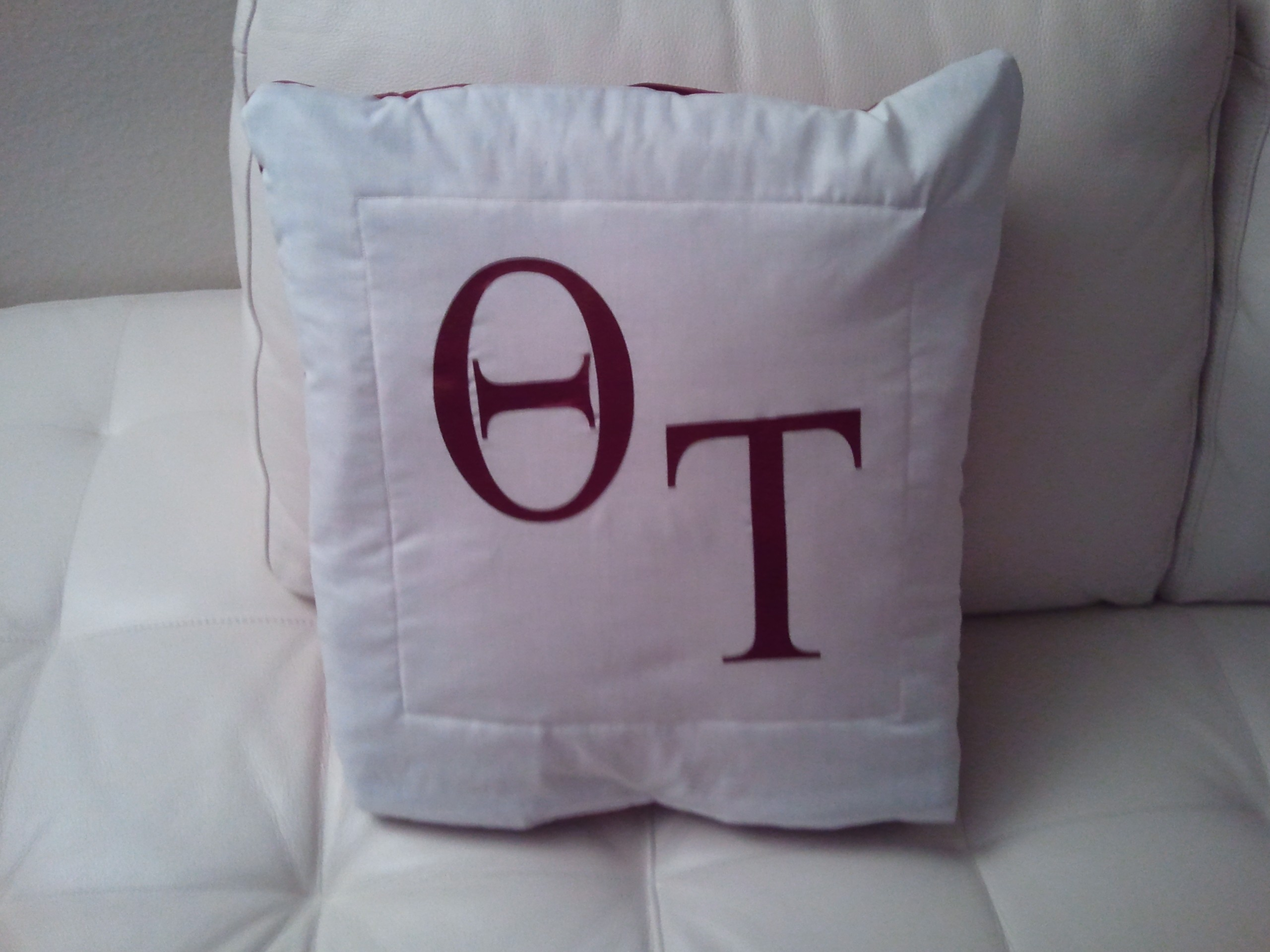 Fraternity/Sorority Quillow
