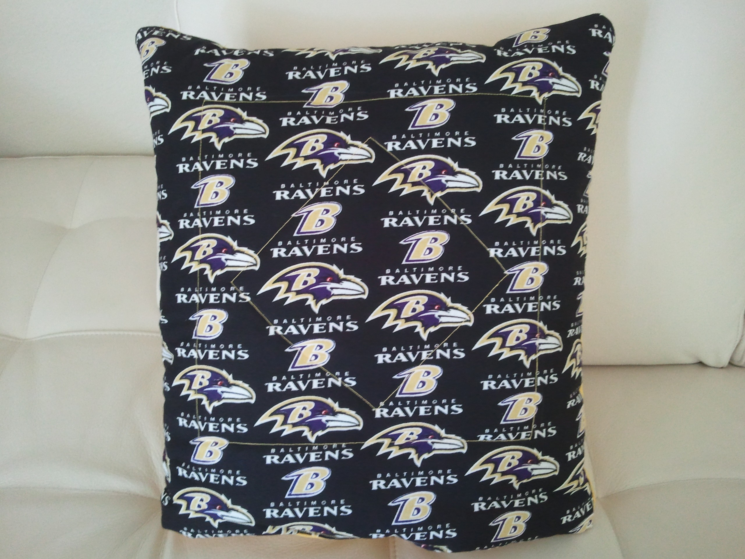 Baltimore Ravens Quillow