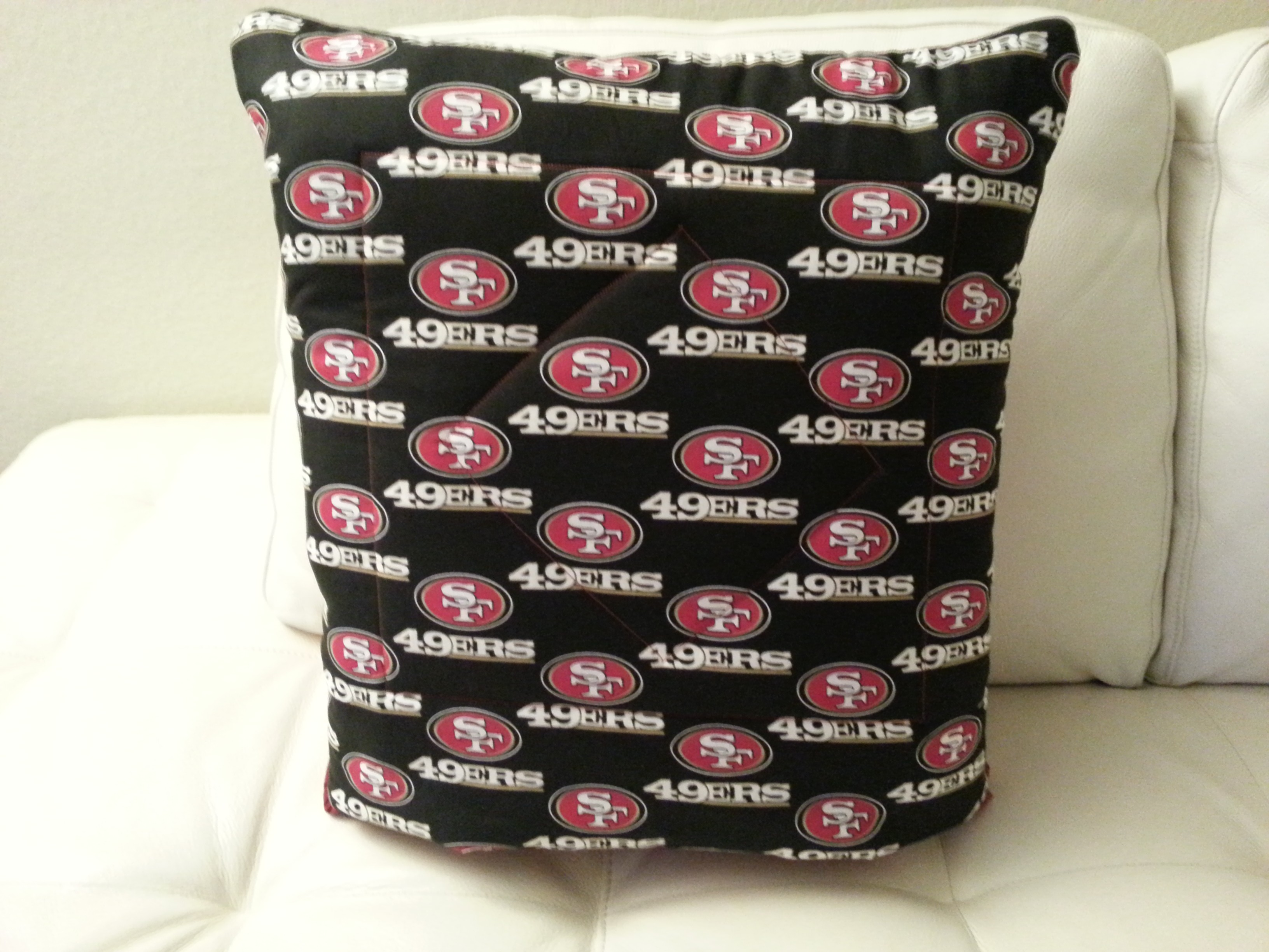 San Francisco 49ers Quillow