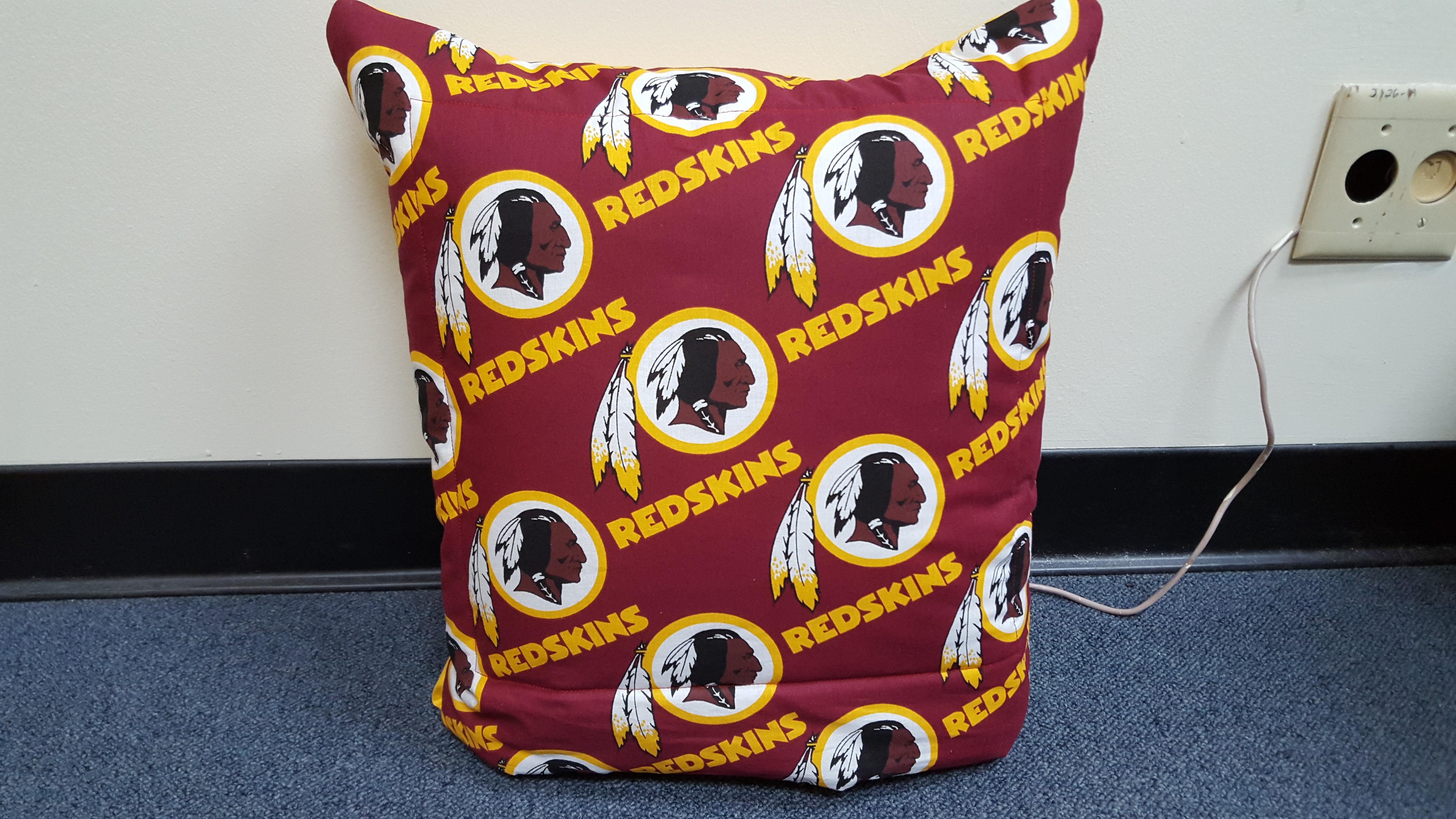 Washington Redskins Quillow