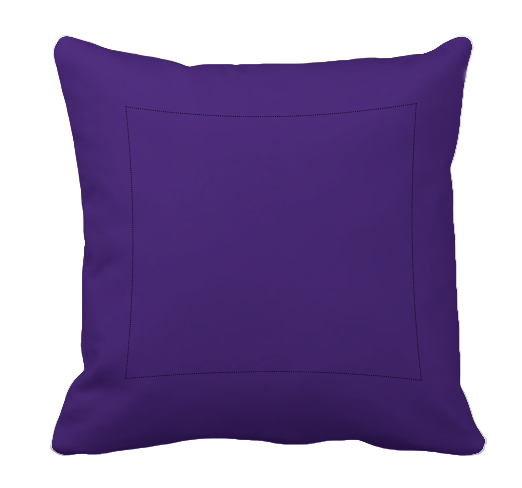 Solid Purple Quillow