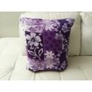 Purple Hawaiian Quillow