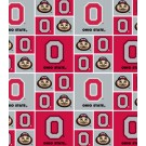 Ohio State Buckeyes Quillow